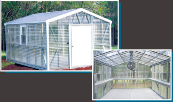 It Does Not Matter If You Are A Professional Horticulturist Or A Hobby  Grower, The Lark Accu Steel Greenhouse Was Designed And Engineered With  Your Growing ...